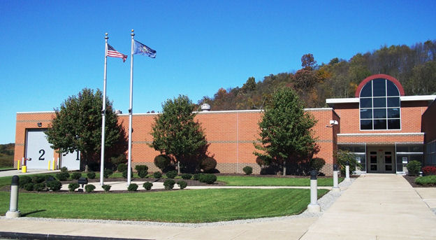 Armstrong County Jail. (Armstrong County website)