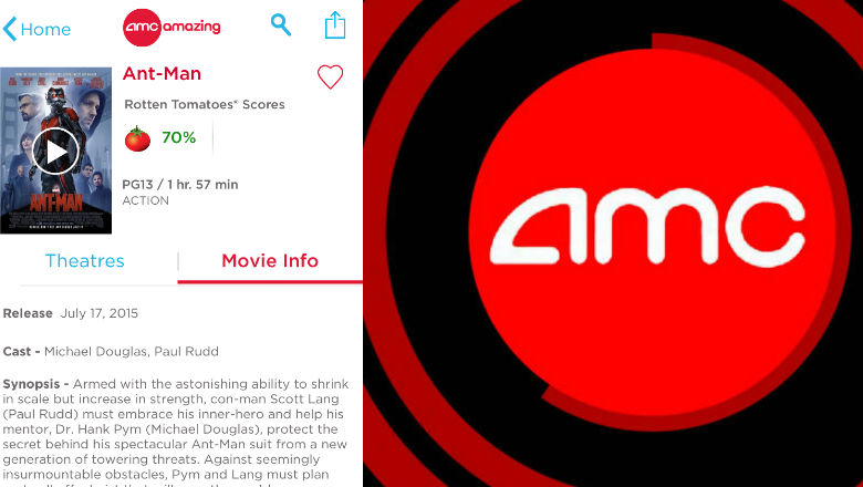 movie making apps, trailer apps, movie time apps, ratings apps, theater apps