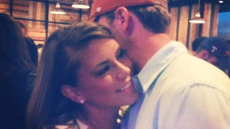 Annie Verret is the girlfriend of PGA star Jordan Spieth. (Twitter)