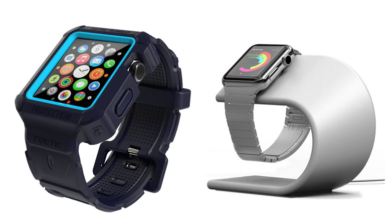 apple watch accessories, apple watch dock, apple watch charging stand, apple watch strap, apple watch bands, apple watch case