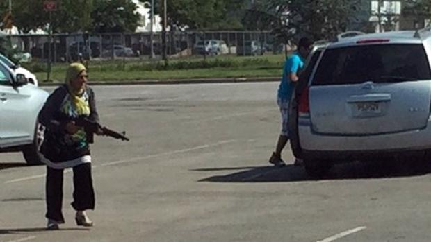 assault rifle staten island
