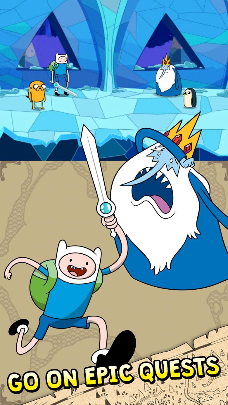 Adventure Time Puzzle Quest Cheats