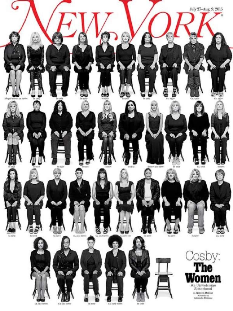 35 Bill Cosby Victims, Bill Cosby Victims, Bill Cosby New York Magazine Cover, Bill Cosby Rape Victims, Janice Dickinson, Bill Cosby Sexual Assault Victims, Bill Cosby Guilty, Bill Cosby Deposition