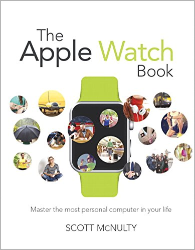 apple watch, apple watch accessories, apple watch book, apple watch guide, how to use apple watch