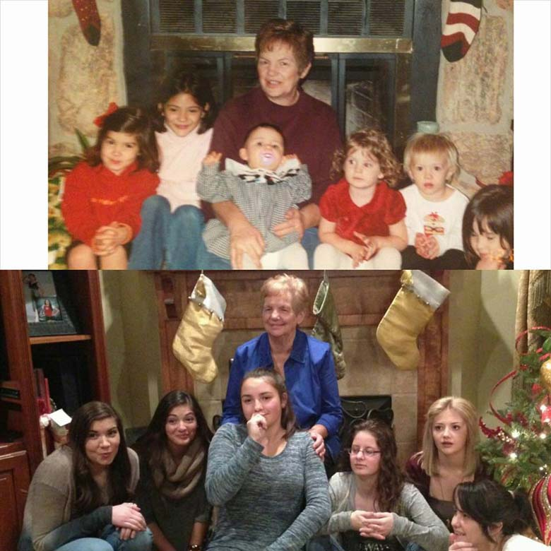 Mayci Breaux Family
