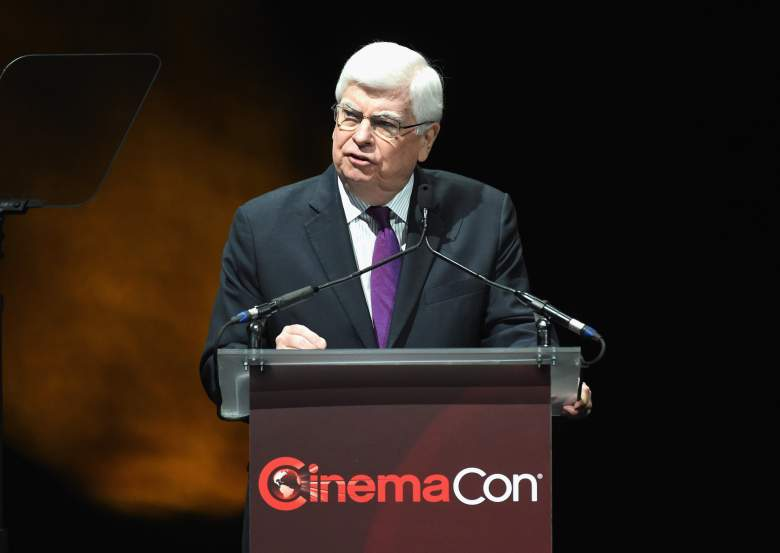 Chris Dodd is the chairman and CEO of the MPAA