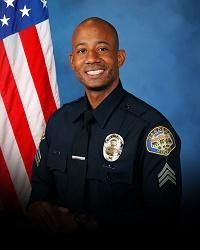 Christopher Cuff, Gardena Police