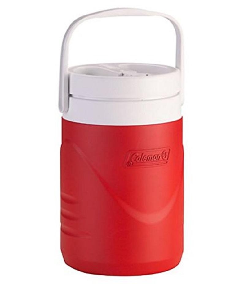 Coleman 1-Gallon Jug, coleman gallon jug, coleman jug, jug, water jug, water cooler