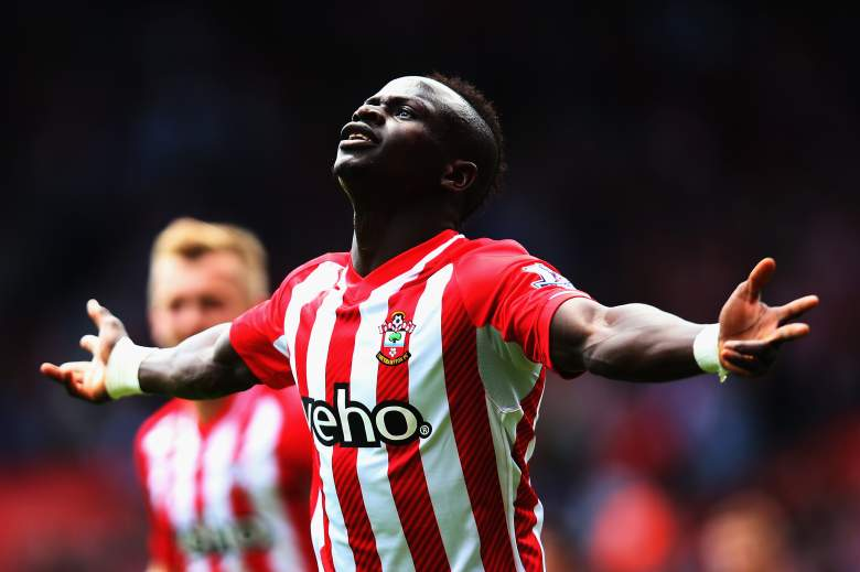 Led by winger Sadio Mane, Southampton will make an appearance in European football this season and looks to make a move into the top-four in 2015-2016. (Getty)
