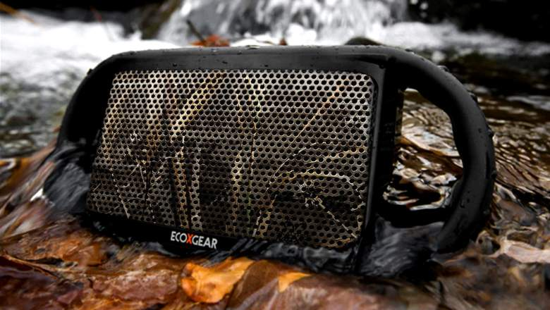 bluetooth speakers, waterproof bluetooth speaker, outdoor bluetooth speakers, ecoxgear, ecostone