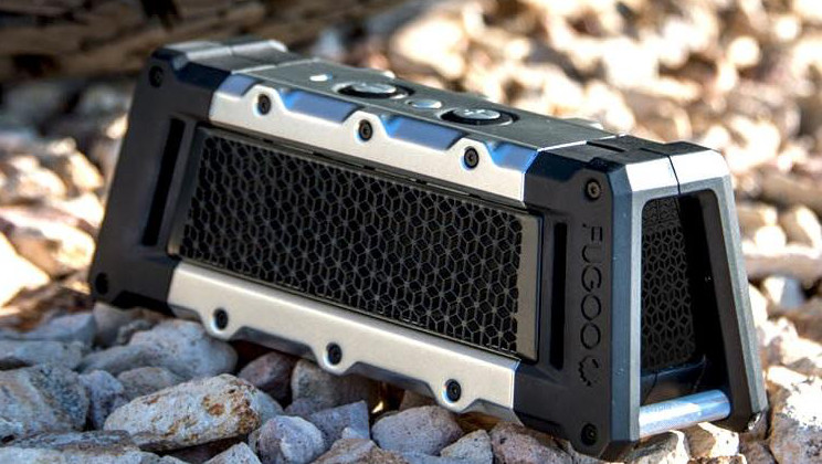 bluetooth speakers, waterproof bluetooth speaker, outdoor bluetooth speakers, fugoo, fugoo tough