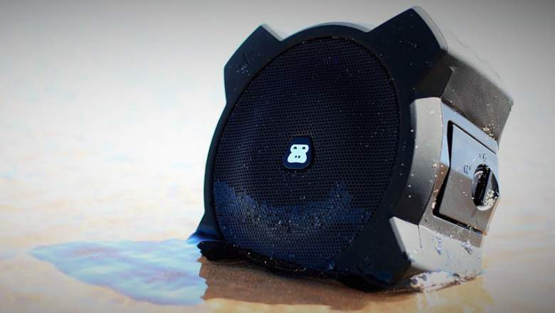 bluetooth speakers, waterproof bluetooth speaker, outdoor bluetooth speakers, g project g drop, project g