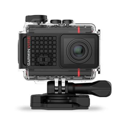 voice controlled HD action camera