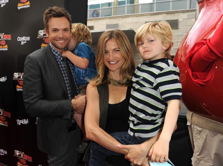 Sarah Williams, Joel McHale Wife, Is Joel McHale Married, Sarah McHale, Who Is Joel McHale Married To, Joel McHale Kids, Joel McHale Sons