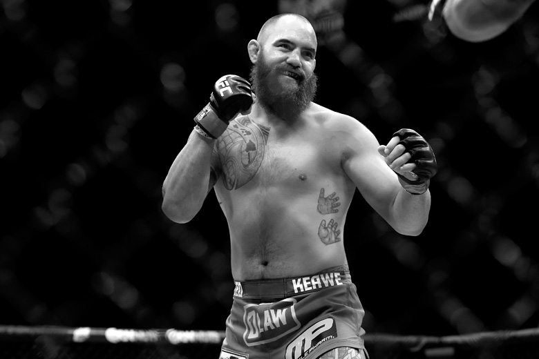 Browne pictured in December 2014. (Getty)