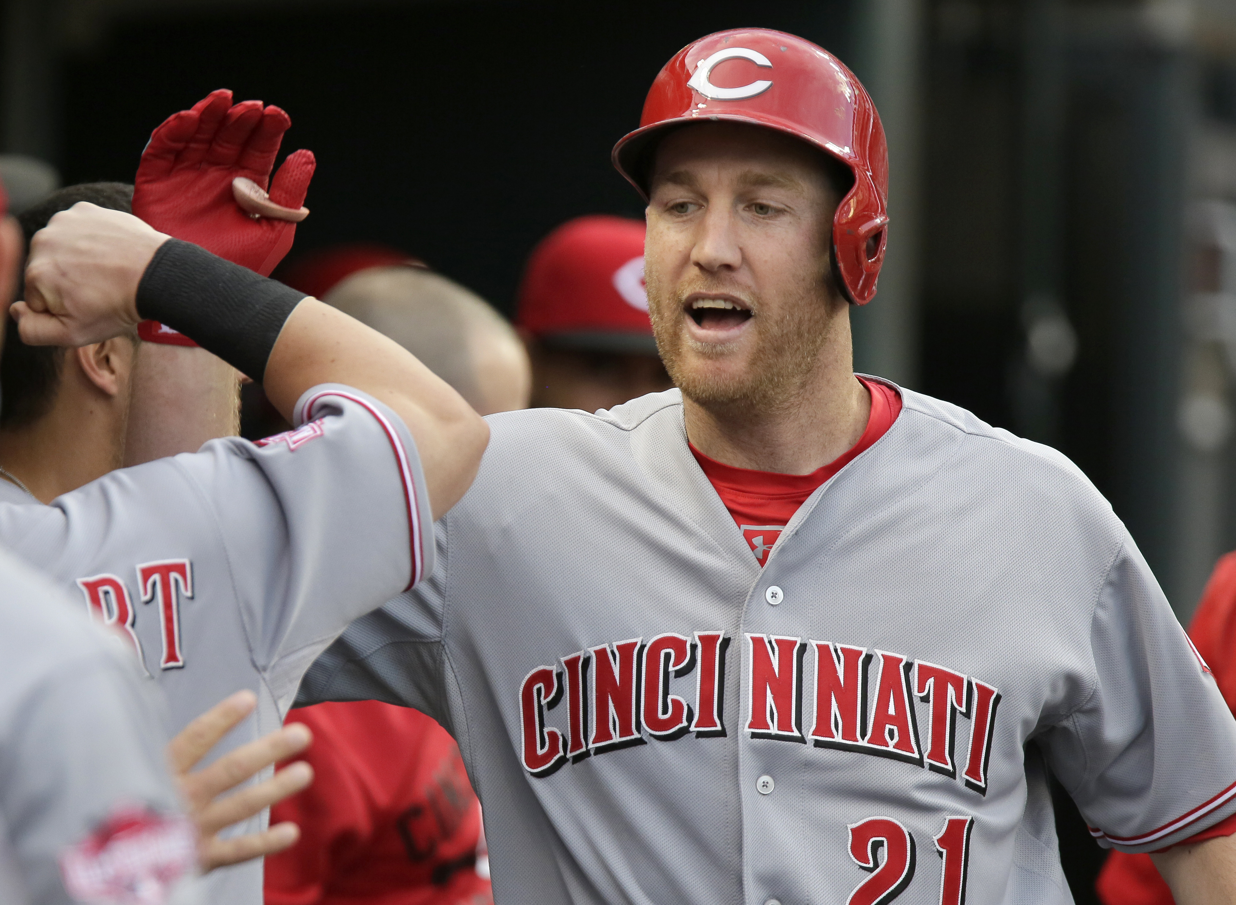 Todd Frazier is always a solid buy (Getty).