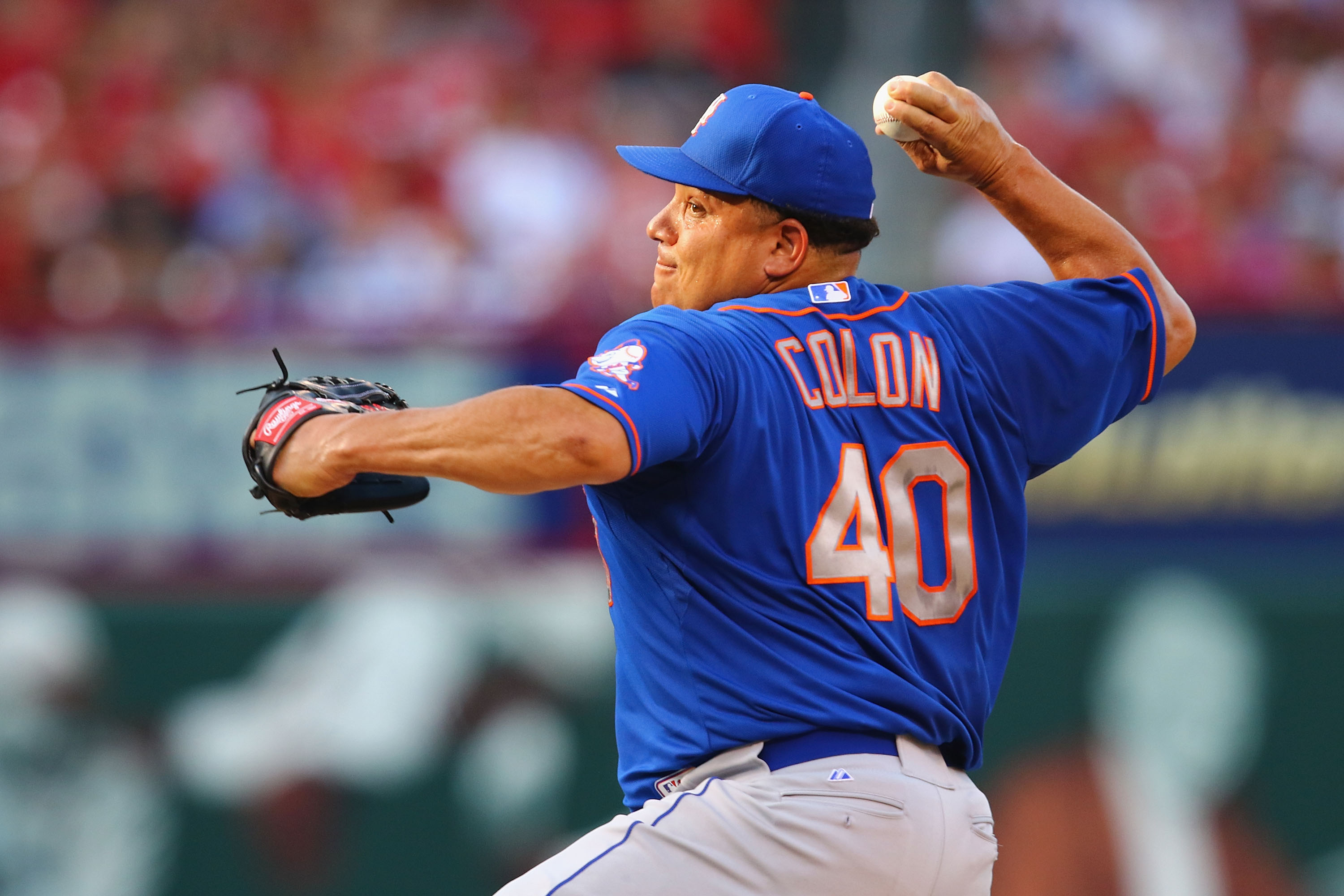 Colon has been as good recently as the Padres have been bad (Getty).