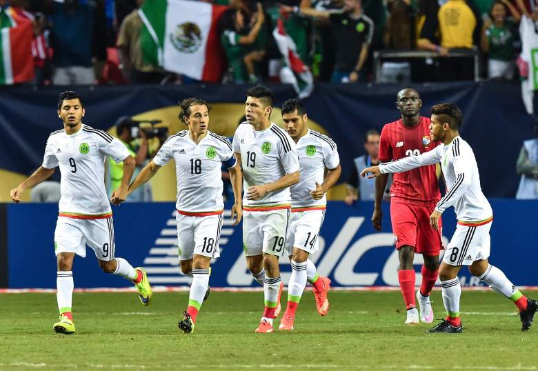 Mexico is the favorite to win the Gold Cup Final. (Getty)