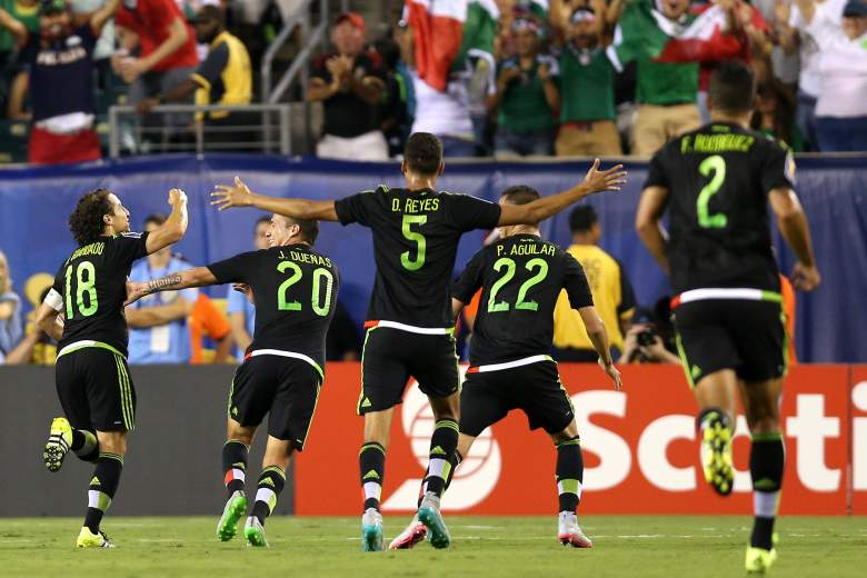 Mexico is the 2015 Gold Cup Champions. (Getty)
