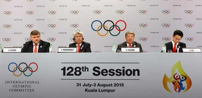 2022 Winter Olympic Games host city (Getty)
