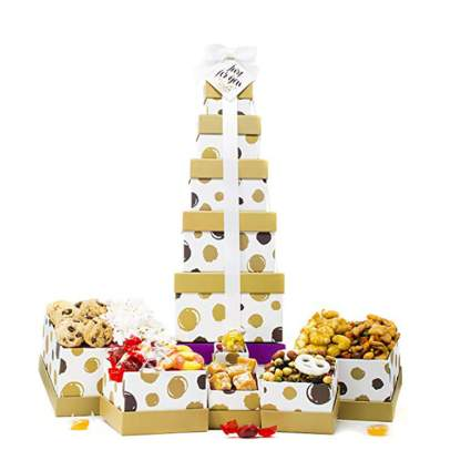 gift box tower