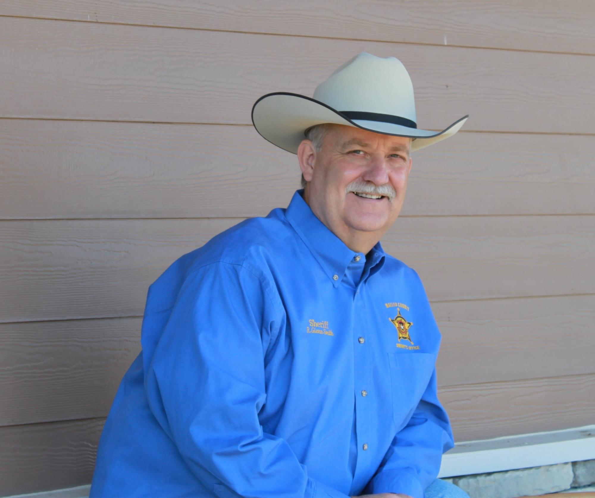Sheriff Glenn Smith, Glenn Smith, Waller County Sheriff