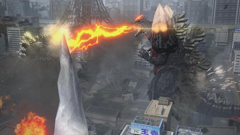 Godzilla PS4