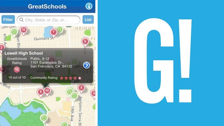 great schools finder