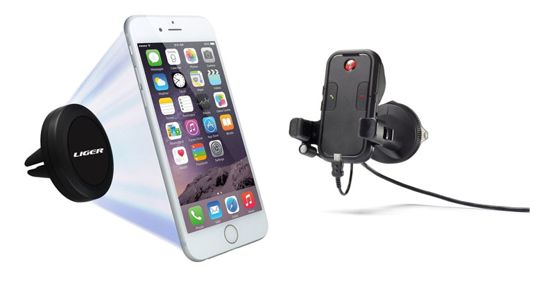 hands free, cell phone car mount, hands free car mount, cell phone mount, smartphone accessories