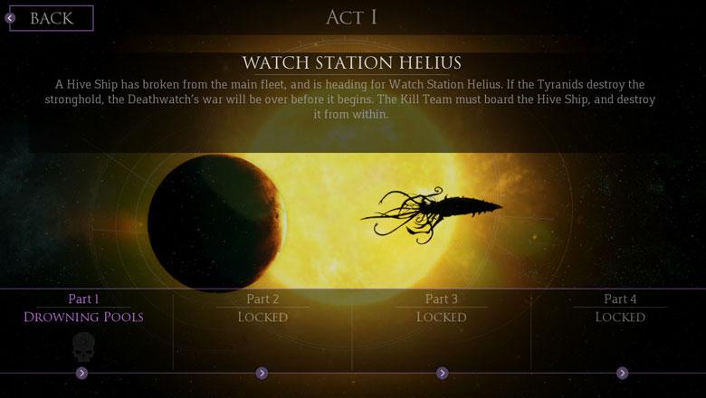 Warhammer 40K Deathwatch Tyranid Invasion