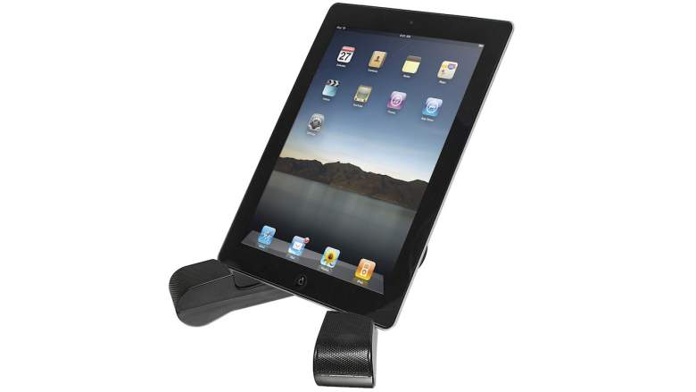 tablet stand, bluetooth speakers, portable bluetooth speakers