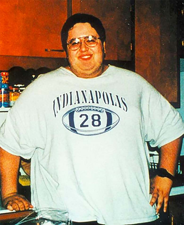 jared fogle, obesity, pictures