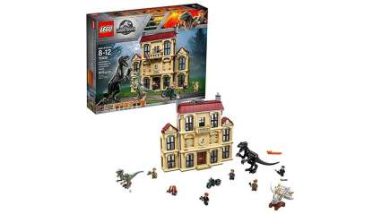 jurassic world legos