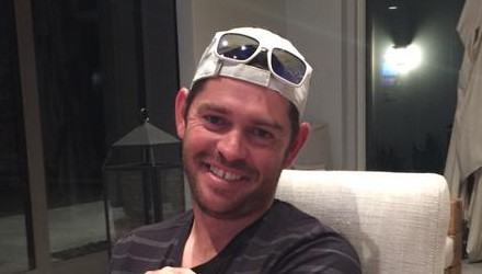 Louis Oosthuizen is South African. (Twitter)