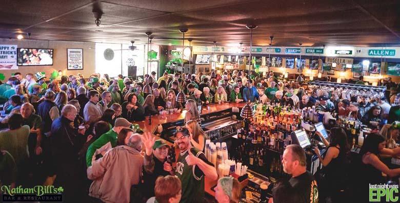 Nathan's Bar in Springfield. (Facebook)