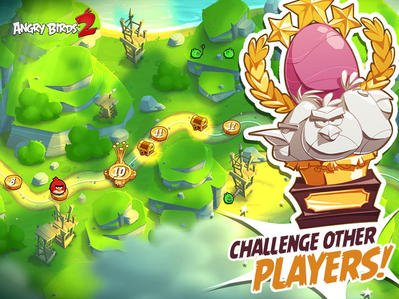 Trucchi di Angry Birds 2