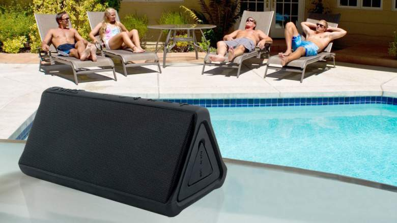 bluetooth speakers, waterproof bluetooth speaker, outdoor bluetooth speakers, oontz, oontz angle, oontz angle plus