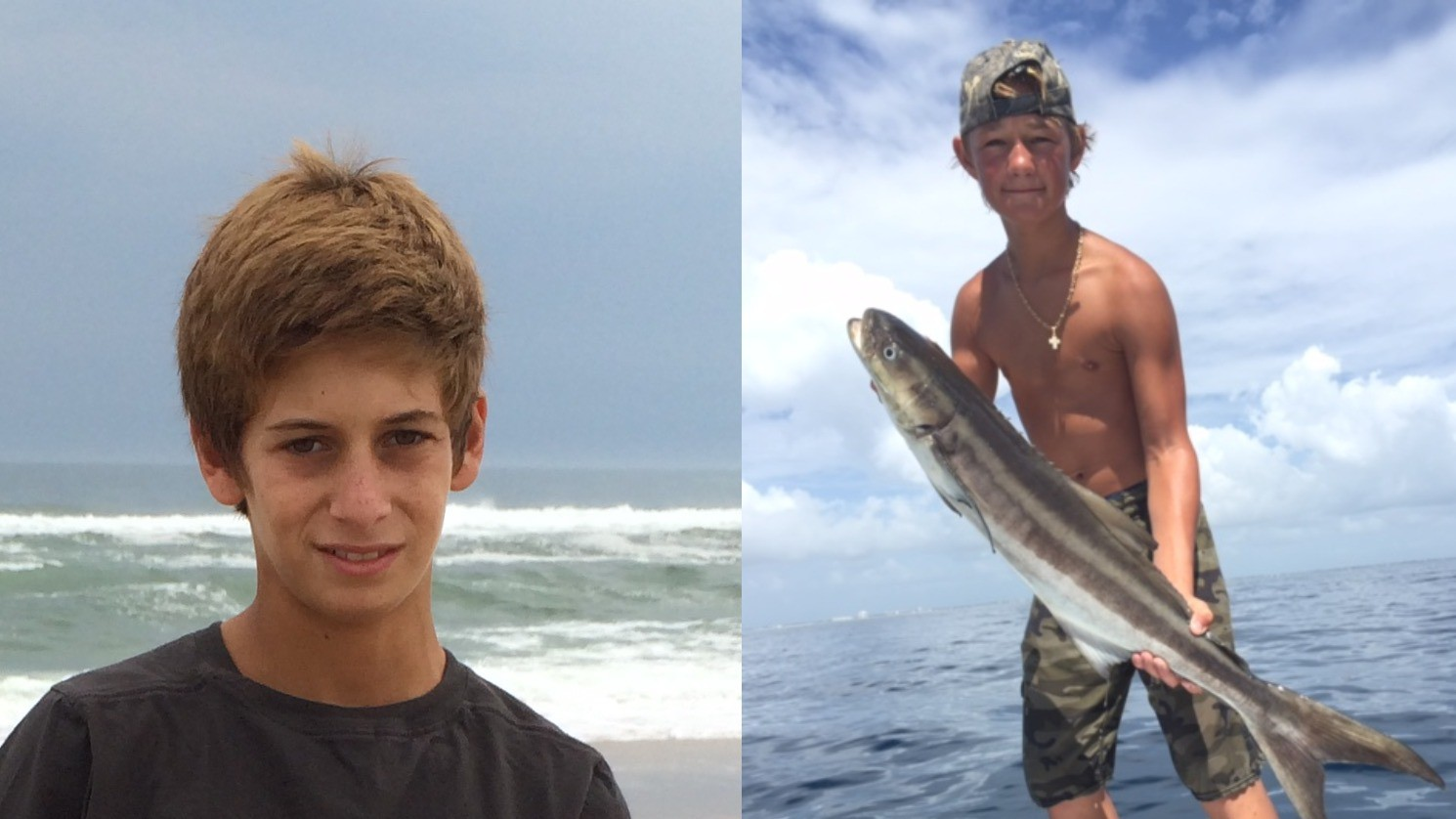 Coast Guard To Suspend Search for Teens Lost at Sea
