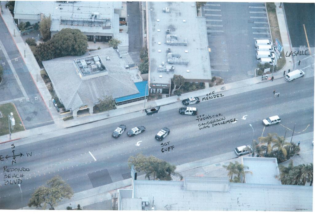 Gardena Police shooting, ricardo diaz-zeferino