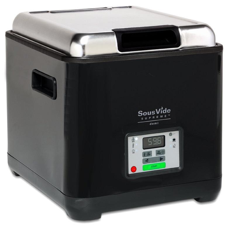 Sous Vide Supreme Demi Water Oven, Black, SVD-00101, sous vide water oven, sous vide, sous vide oven