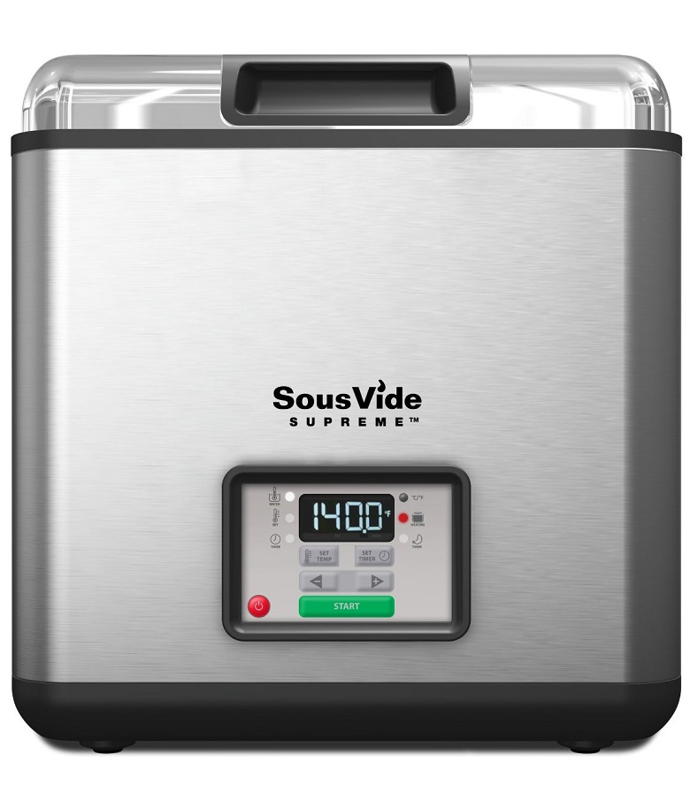 Sous Vide Supreme Water Oven, SVS10LS, sous vide oven