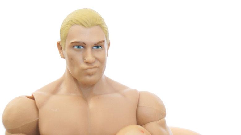 WWE Tyler Breeze Toy