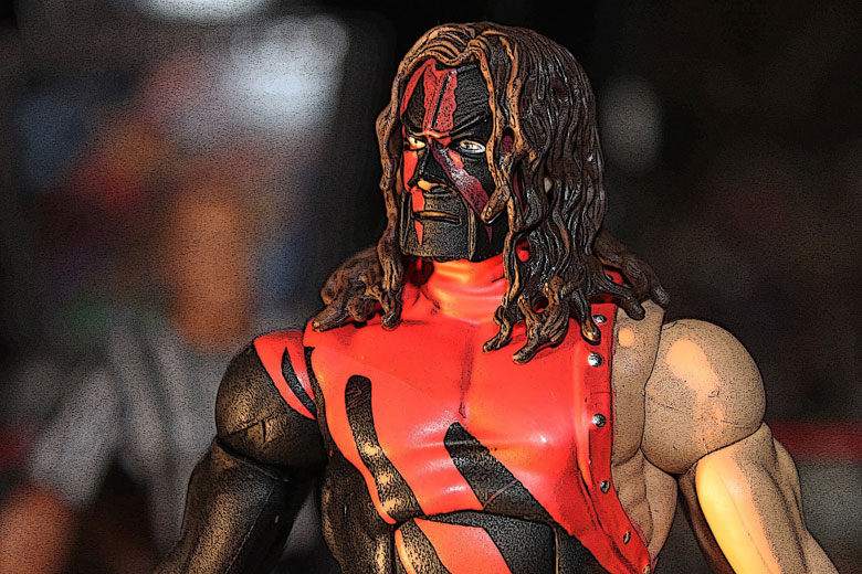 WWE Wrestlemania 31 Kane Action Figure