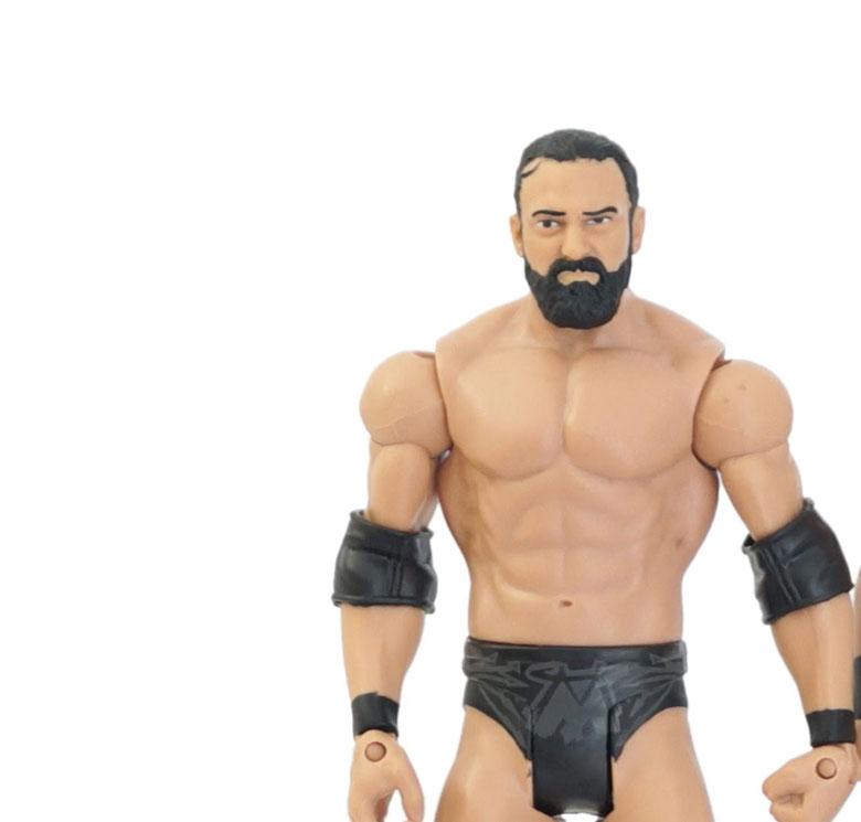 WWE Damien Mizdow Action Figure