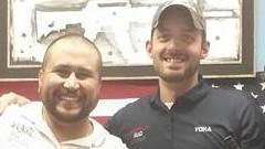 Andy Hallinan, George Zimmerman, Florida gun store owner
