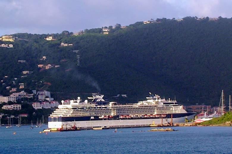 celebrity summit, celebrity cruises female captain, kate mccue