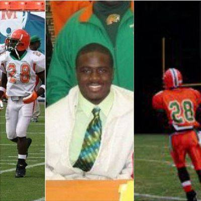 A collage of Jonathan Ferrell