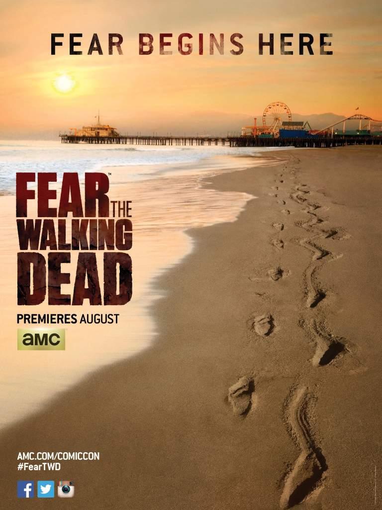 Fear the Walking Dead Begins in August