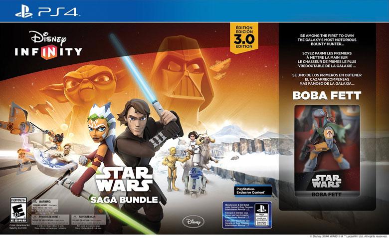 Disney Infinity 3.0 Star Wars Saga Bundle