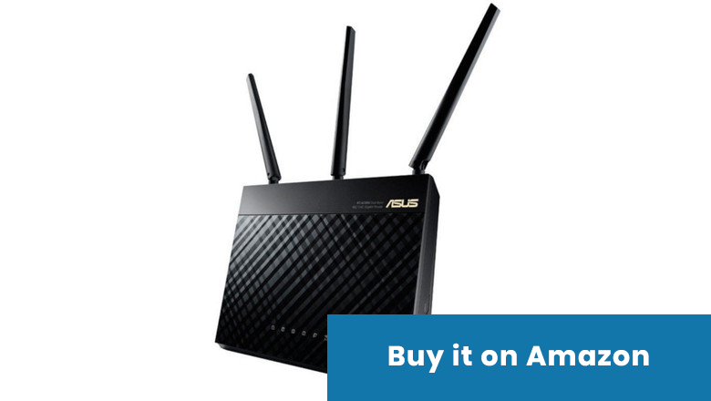 asus ac router